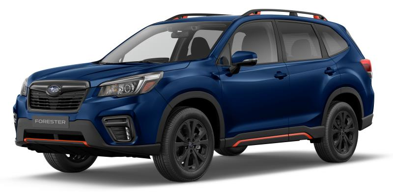 Subaru Forester Safety