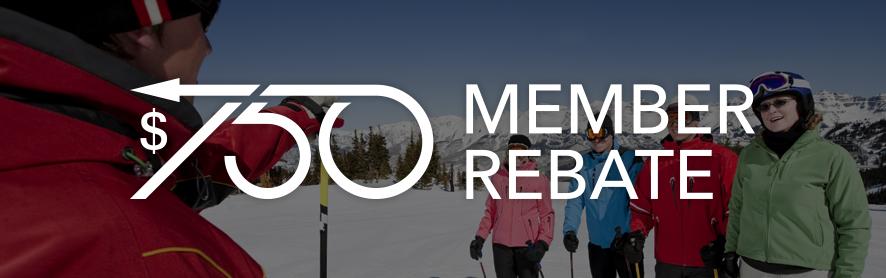 Canadian Ski Instructors' Alliance Member Rebate
